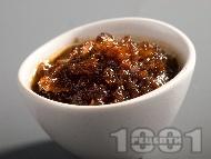Оригинален сос / марината Терияки с соев сос, шери, чесън и лук за риба и бяло месо (класически)